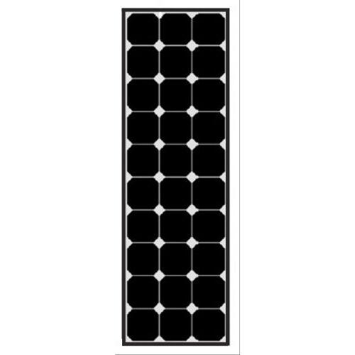 Solara solarmodul e400m30. mc4 100wp black frame