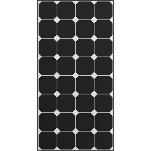 Solara solarmodul e440m32 mc4 110wp black frame