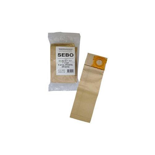 SEBO 370 Staubsaugerbeutel (10 Beutel)