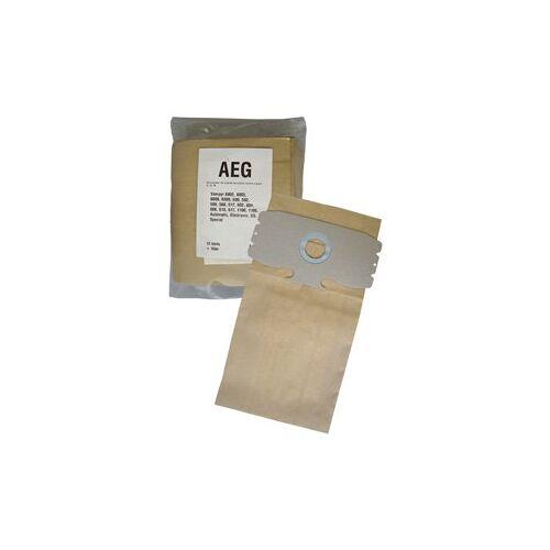AEG Electrolux Vampyr 607 Staubsaugerbeutel (10 Beutel, 1 Filter)