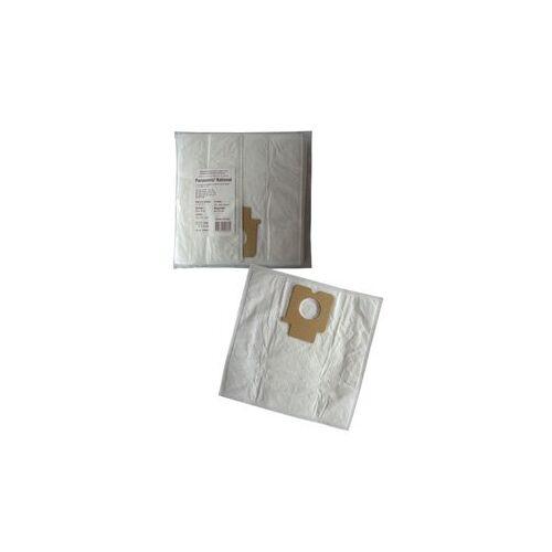 Panasonic C2E Staubsaugerbeutel Mikrofaser (10 Beutel, 1 Filter)