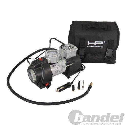 HP Metall-luftkompressor Mit Led-beleuchtung Anschlusskabel Druckluftkompressor Ean 4007928212610 Art.-nr. 21261