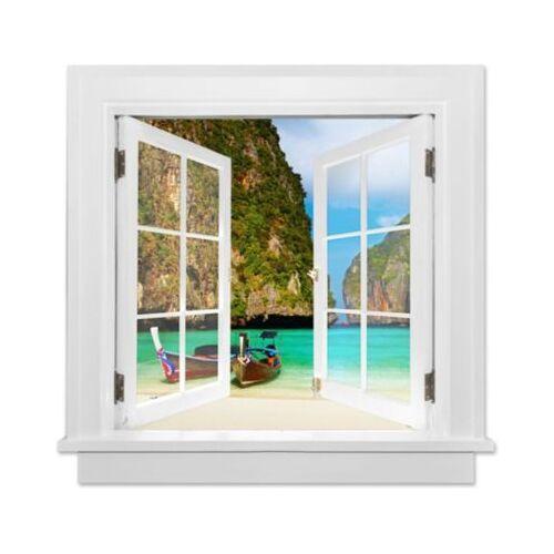 3D Wandtattoo Fenster