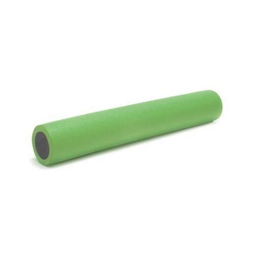 Yogistar Faszienrolle / Pilatesrolle PilatesStar 90cm Fitnesszubehör grün-kombi