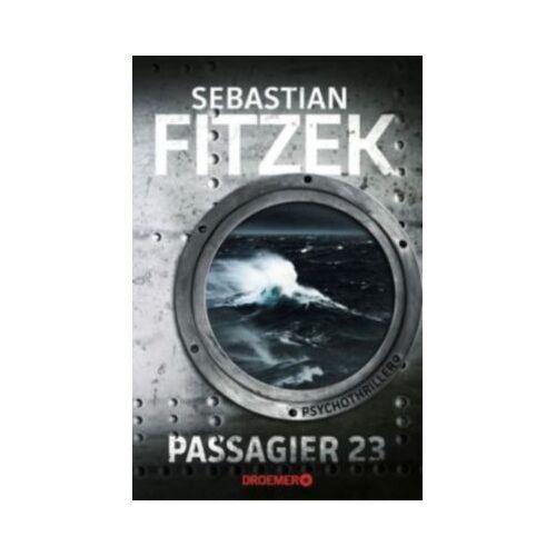 Droemer/Knaur Verlag Buch - Passagier 23