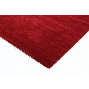 Nain Trading Echter Teppich Loom Gabbeh 251x250 Quadratisch Rost/Dunkelrot (Wolle, Indien, Handarbeit)