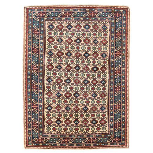 Nain Trading Echter Teppich Shirvan 174x128 Beige/Lila (Wolle, Russland, Handgeknüpft)