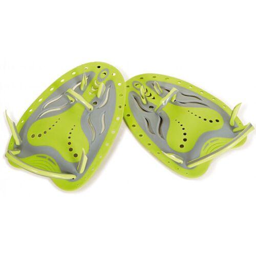 Zoggs Matrix Handpaddel - Medium Gelb   Paddel