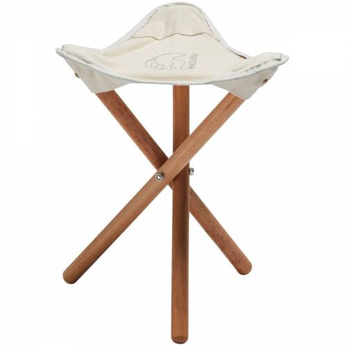 Nordisk Rebild Dreibein Holzstuhl - One Size Neutral   Stühle