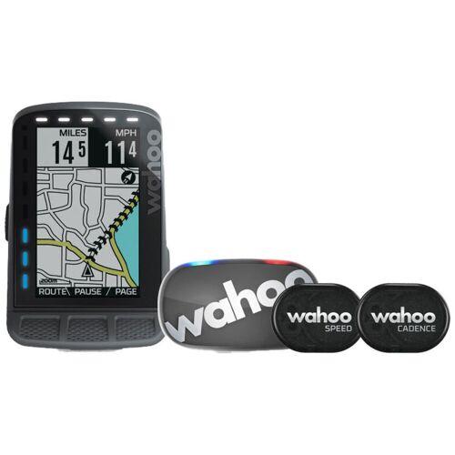 Wahoo ELEMNT ROAM GPS Fahrradcomputerset - One Size Grau   Radcomputer