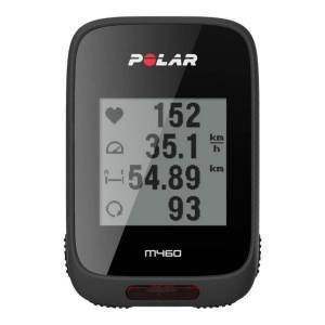 Polar M460 Fahrradcomputer (ohne Herzfrequenzmesser) - Einheitsgröße