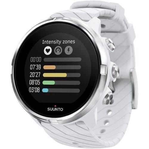 Suunto 9 GPS Multisportuhr - One Size Weiß   Sportuhren