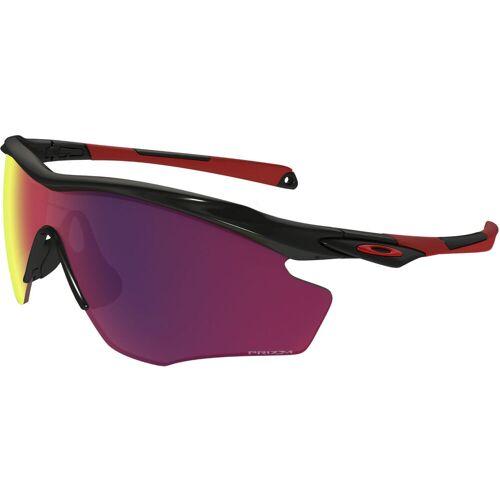 Oakley M2 XL Prizm Rennrad Sonnenbrille - One Size Schwarz
