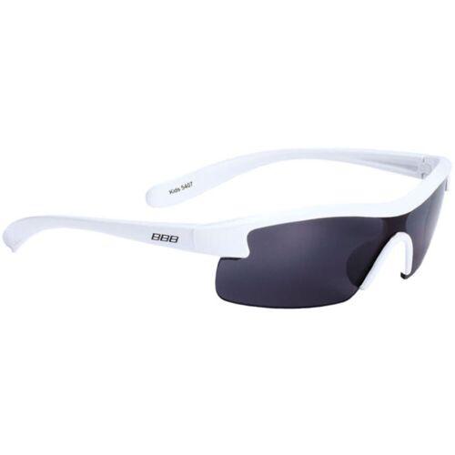 BBB Sonnenbrille Kinder - Smoke Lens Weiß   Sonnenbrillen