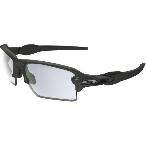 Oakley Flak 2.0 XL Sonnenbrille (photochrome Gläser) - One Size Grau