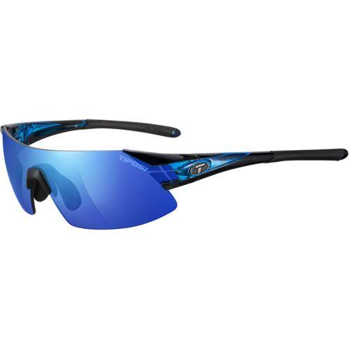 Tifosi Eyewear Tifosi Podium XC Sonnenbrille (Crystal-blau) - Einheitsgröße Blau