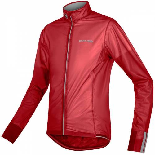 Endura FS260 Pro Adrenaline Race Cape II Regenjacke - L Rot   Jacken