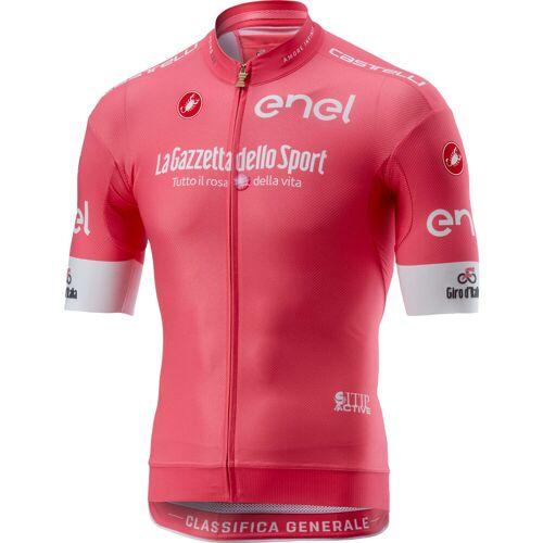 Castelli Giro Race Radtrikot (RV) - 2XL  Rosa Giro    Trikots