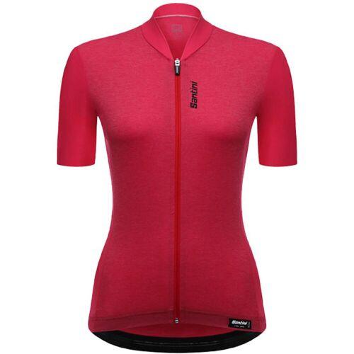 Santini 365 Scia Radtrikot Frauen (kurzarm) - L Rot   Trikots