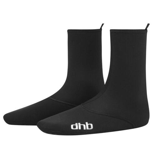 dhb Hydron 2.0 Schwimmsocken - L/XL Schwarz   Schwimmsocken