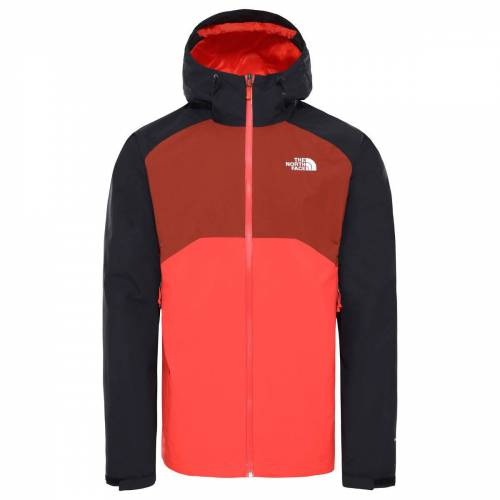 The North Face Stratos Jacke - 2XL Rot   Jacken