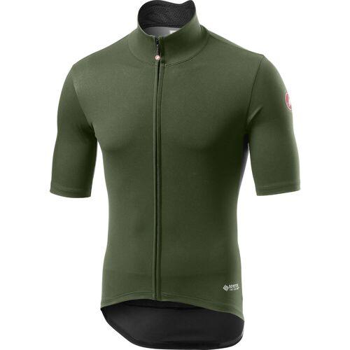 Castelli Perfetto ROS Light Radtrikot - 3XL Military Green   Trikots