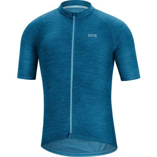 Gore Wear C3 Trikot - M Blau   Trikots