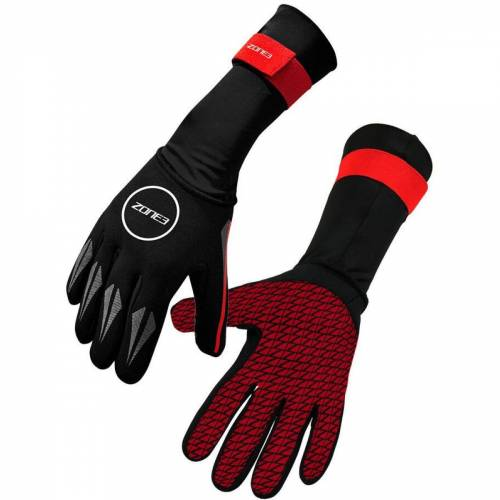 Zone3 Neopren Handschuhe - XS Schwarz   Schwimmhandschuhe