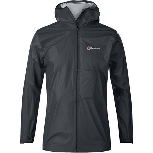 Berghaus Hyper 100 Jacke - L Carbon   Jacken