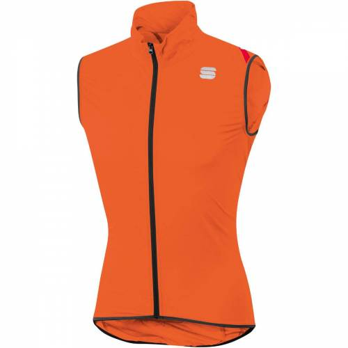 Sportful Hot Pack 6 Radweste - XS Orange 2   Westen