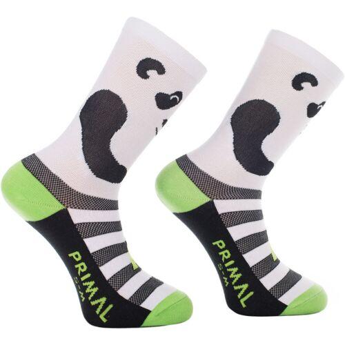 Primal Panda Socken - S/M Black/white   Socken