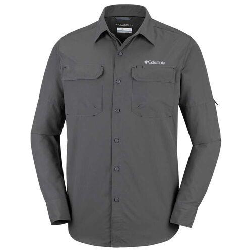 Columbia Silver Ridge II Shirt (langarm) - Extra Extra Large Grill