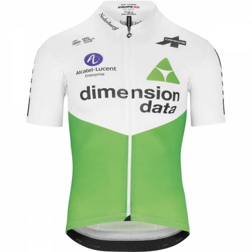 Assos Dimension Data RS Radtrikot (kurzarm) - L DD   Trikots