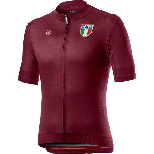 Castelli Italia 20 Radtrikot - M Sangria   Trikots