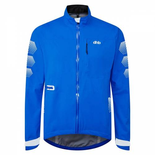dhb Flashlight Spectrum Jacke - Small Blau   Jacken