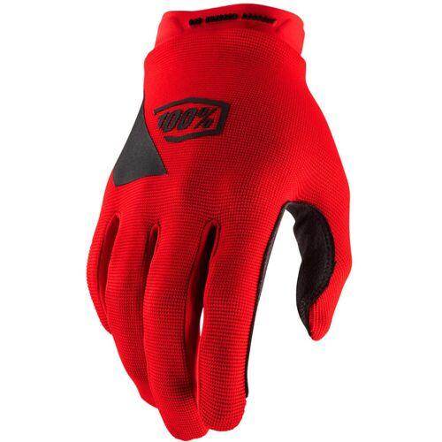 100% Ridecamp Handschuhe - XXL Rot   Handschuhe