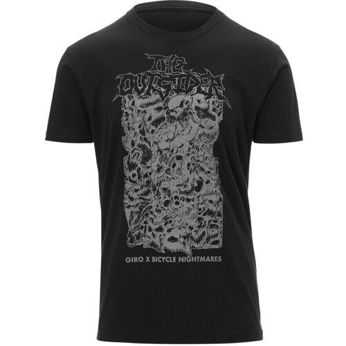 Giro Studio Nightmares Tech Shirt - XL Bicycle Nightmares B   T-Shirts