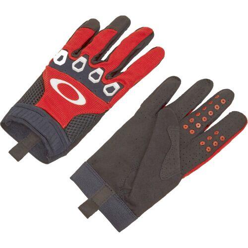 Oakley New Automatic Handschuhe 2.0 - S Rot   Handschuhe