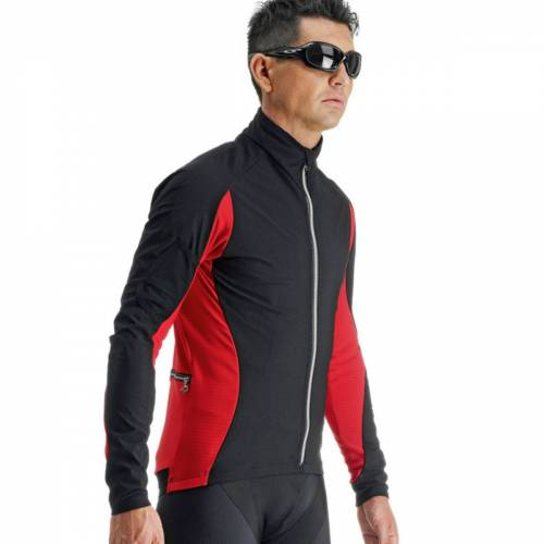 Assos iJ.HaBu5 Radjacke (winddicht) - XS Red Swiss   Jacken
