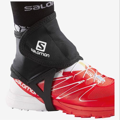 Salomon - Trail Gamaschen Low (F/S 16) - Medium Schwarz