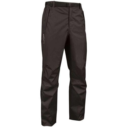 Endura Gridlock 2 Regenhose - XL Schwarz   Hosen