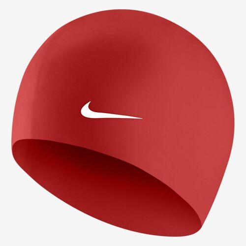 Nike Silikon Badekappe - One Size University Red   Badekappen