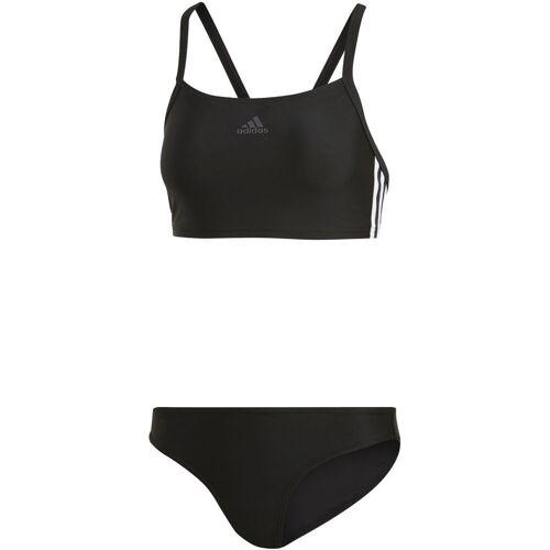 """Adidas Fitness 3 Streifen Bikini - 26"""" Schwarz   Bikinis"""
