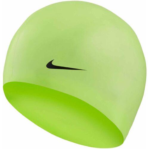 Nike Silikon Badekappe - OS VOLT GLOW   Badekappen
