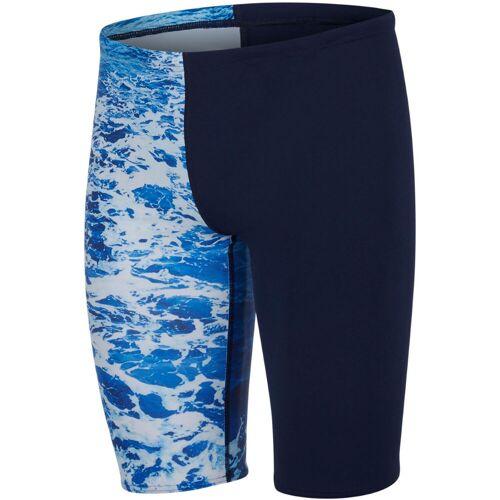 Maru Surf Jammer Badehose (knielang) - 24 Blue/Navy   Jammer Badehosen