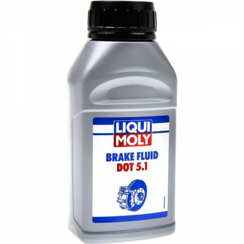 Bleed Kit Liqui Moly DOT 5.1 Bremsflüssigkeit (250 ml)