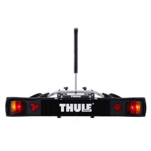 Thule RideOn 9502 Fahrradträger (2 Fahrräder, Befestigung an Anhängerkupplung)