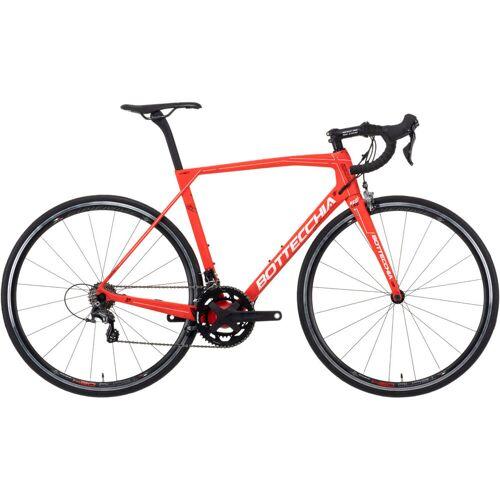 Bottecchia Doppia Corsa Ultegra Mix Rennrad - 51cm Rot/Weiß