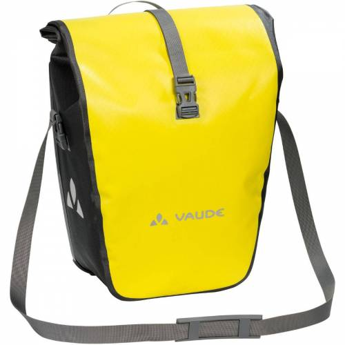 Vaude Aqua Back Gepäckträgertasche - Single Gelb   Gepäckträgertaschen
