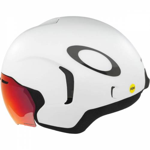 Oakley ARO7 Fahrradhelm - M Weiß   Helme